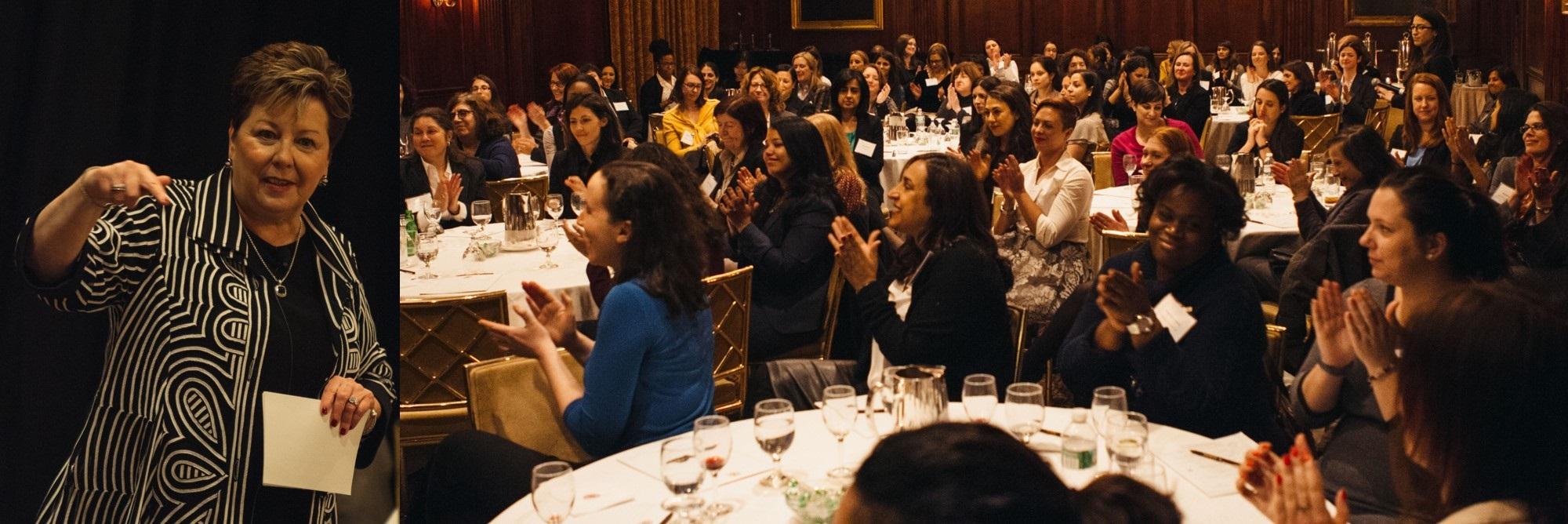 Carol Frohlinger Speaks About Negotiation to Women